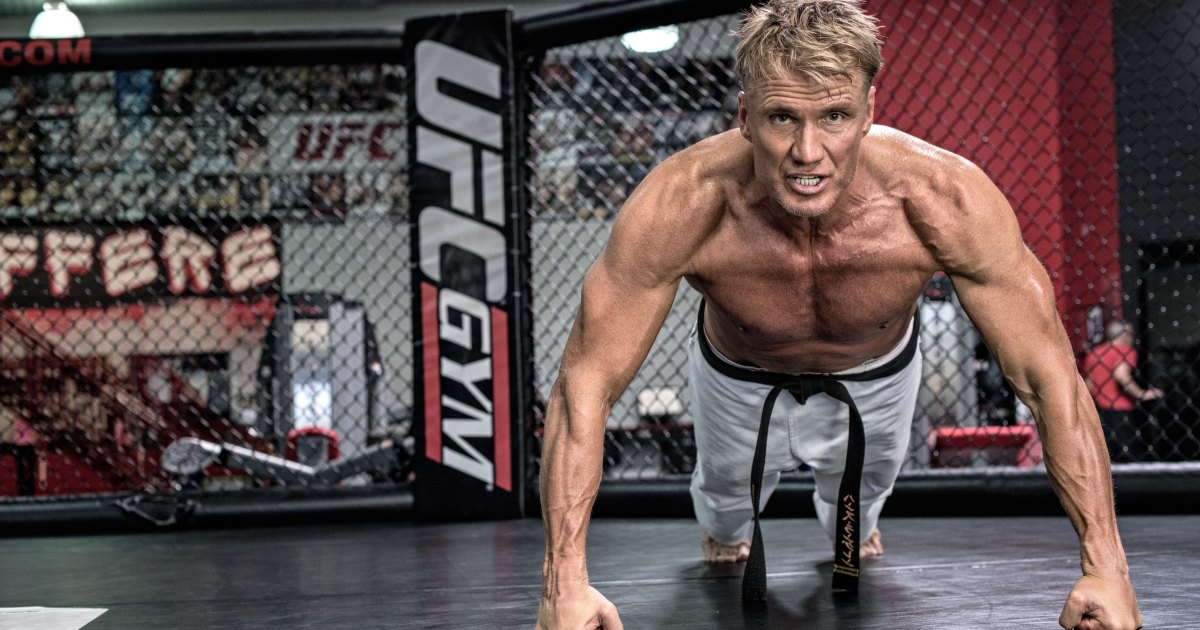 Dolph Lundgren's Age-Defying Workouts | Muscle & Fitness