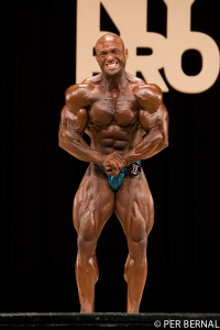 Alex Cambronero - 212 Bodybuilding - 2017 NY Pro