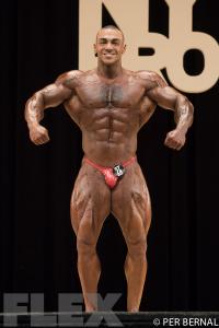 Tristen Escolastico - 212 Bodybuilding - 2017 NY Pro