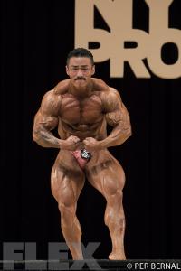 Nam Eun Cho - 212 Bodybuilding - 2017 NY Pro