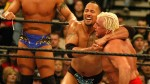 Ric Flair and The Rock