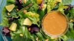 Spicy Peanut Lime Salad Dressing