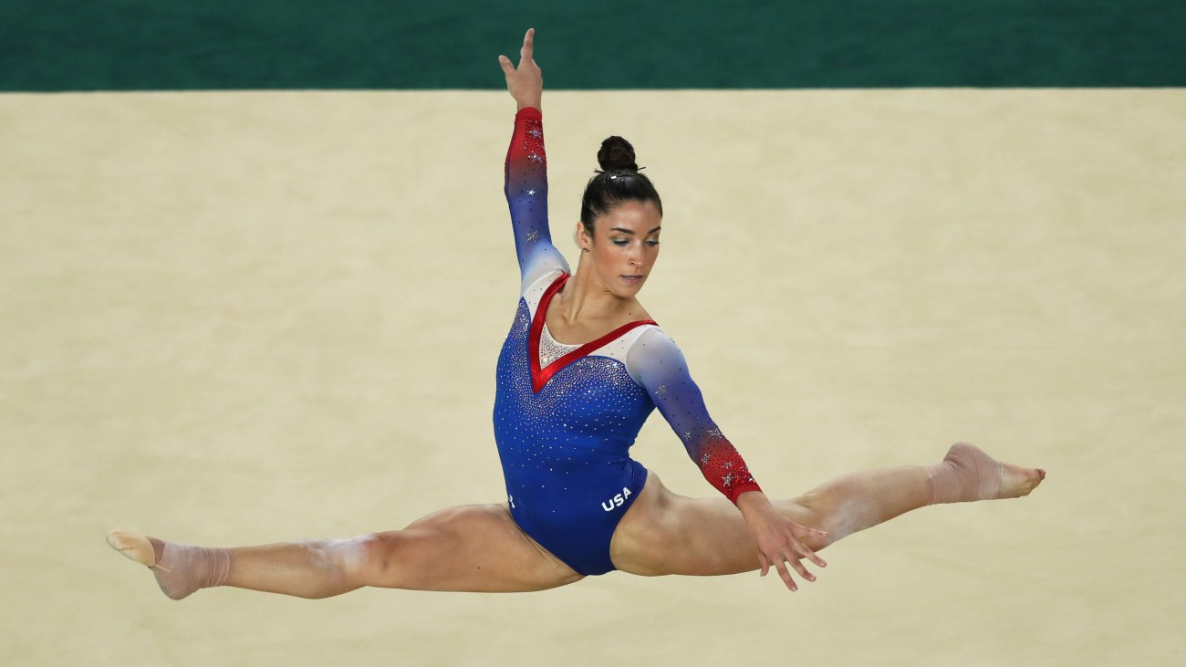 Aly Raisman responds after rude and uncomfortable body