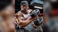 Maxx Charles' 6 Tips for Arm Training
