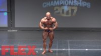 2017 IFBB Toronto Pro: Open Bodybuilding, Marek Olejniczak 5th Place