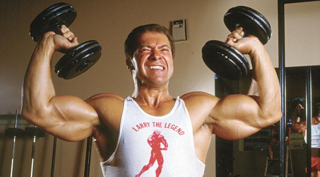 Larry Scott's Old-School Biceps Workout | Muscle & Fitness