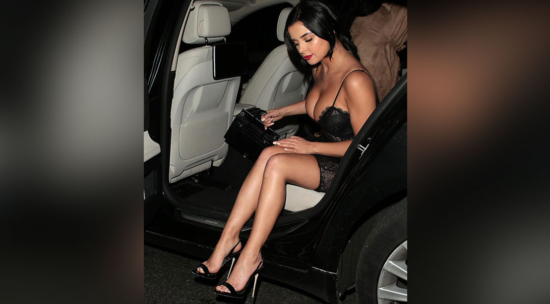Photo Gallery: The Most Jaw-Dropping Photos of Social Media Star Demi Rose Mawby