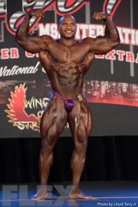 Fred Smalls - Open Bodybuilding - 2017 Chicago Pro