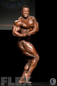 Ricardo Correia - 212 Bodybuilding - 2017 Vancouver Pro