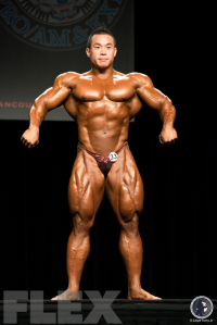 Hyun Jin Kim - 212 Bodybuilding - 2017 Vancouver Pro