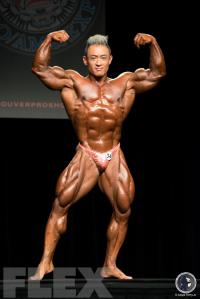 Kim Junho - 212 Bodybuilding - 2017 Vancouver Pro