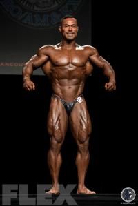 Benjamin Parra - 212 Bodybuilding - 2017 Vancouver Pro