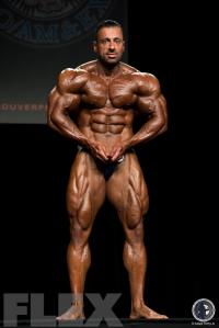 Ahmad Ahmad - 212 Bodybuilding - 2017 Vancouver Pro