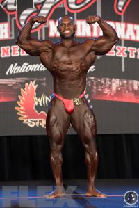 Al Auguste - 212 Bodybuilding - 2017 Chicago Pro