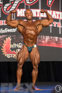 Alex Cambronero - 212 Bodybuilding - 2017 Chicago Pro