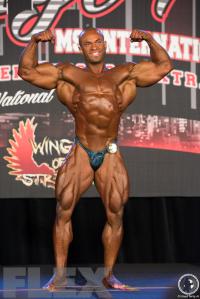 Alex Cambronero - 212 Bodybuilding - 2017 Chicago Pro