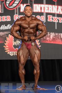 Ricardo Correia - 212 Bodybuilding - 2017 Chicago Pro