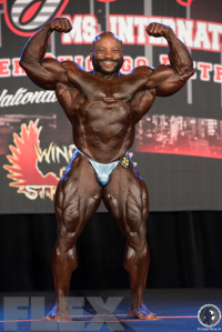 Charles Dixon - 212 Bodybuilding - 2017 Chicago Pro