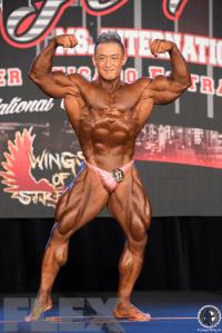 Kim Junho - 212 Bodybuilding - 2017 Chicago Pro