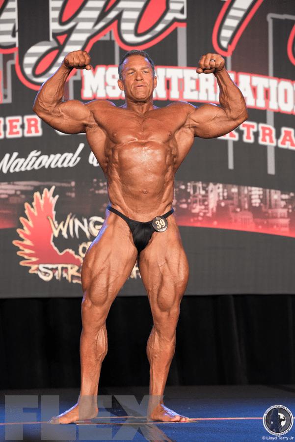 Tim McGuire - 212 Bodybuilding - 2017 Chicago Pro