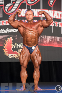Andrej Mozolani - 212 Bodybuilding - 2017 Chicago Pro