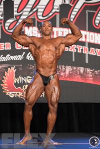 James Davis - 212 Bodybuilding - 2017 Chicago Pro
