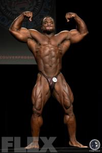 Michael Lockett - Open Bodybuilding - 2017 Vancouver Pro