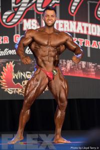 Regan Grimes - Open Bodybuilding - 2017 Chicago Pro