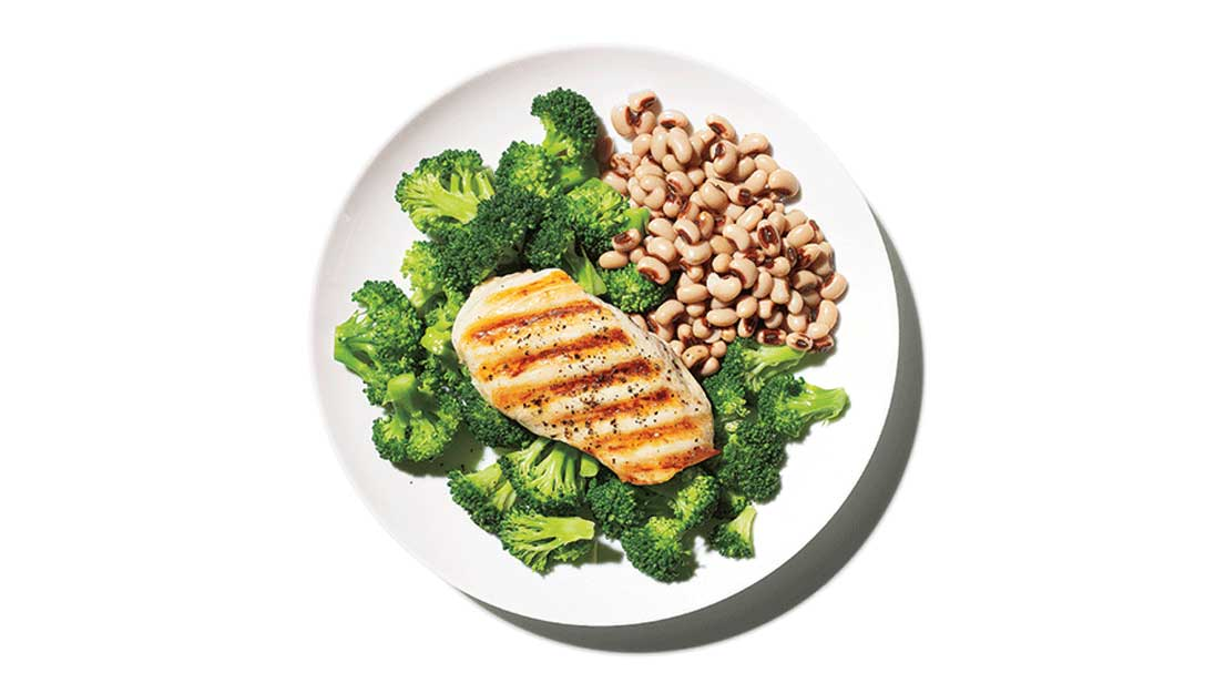 meal plan for female fitness