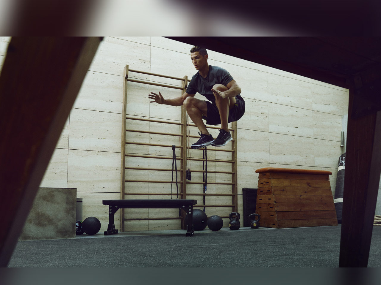 Cristiano Ronaldo S Legs Workout For Sculpted Quads And Explosive Power Muscle Fitness