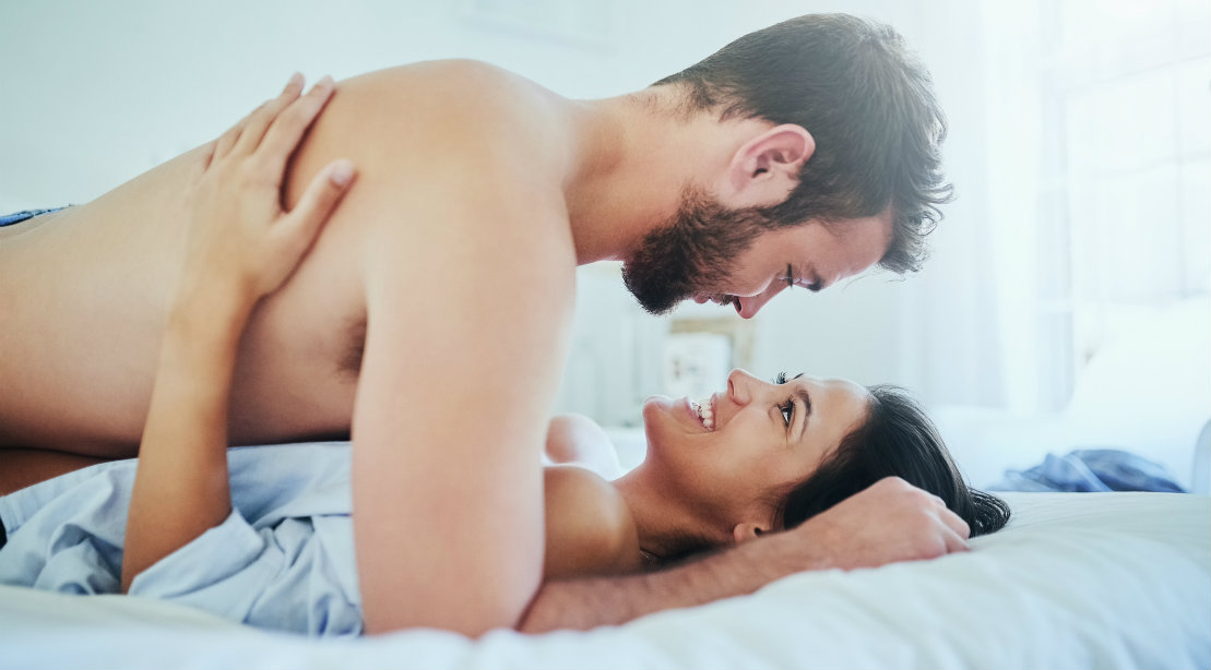 I get seriously nervous before having sex with someone new. What can I do?