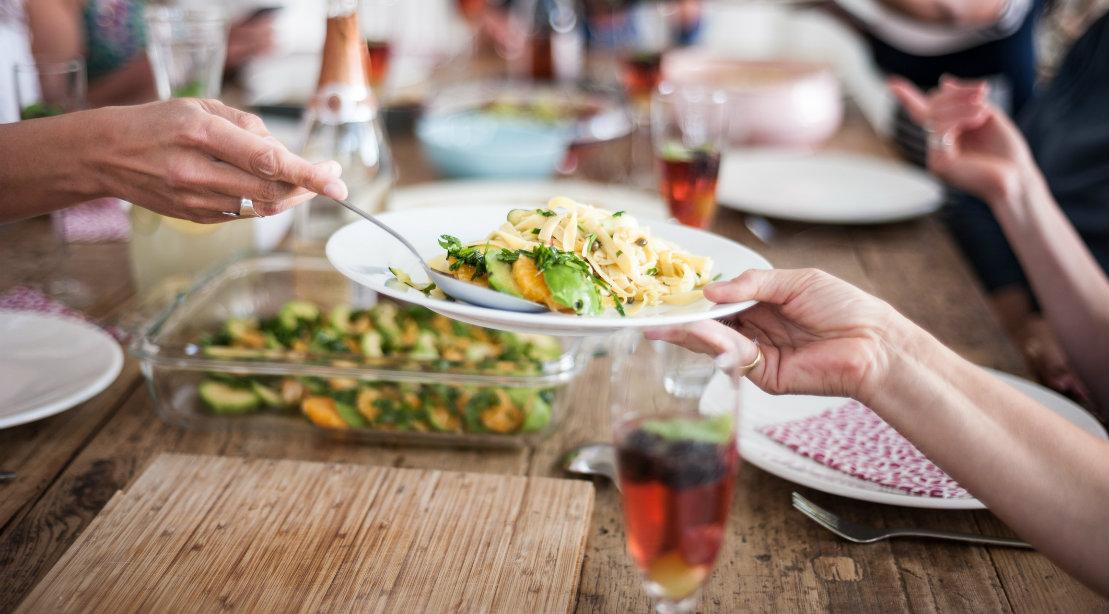 Le plan de repas de 2 semaines, facile à manger et à nettoyer