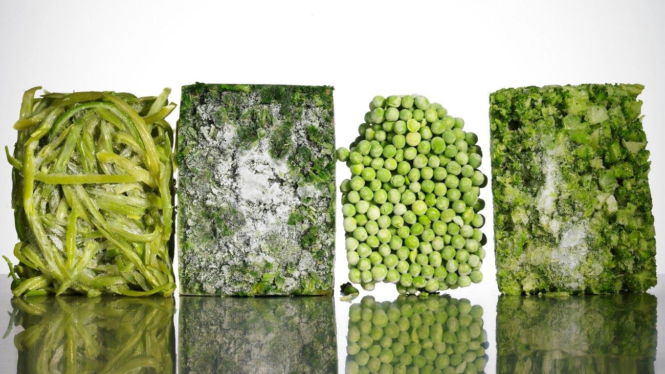 Frozen Green Vegetables