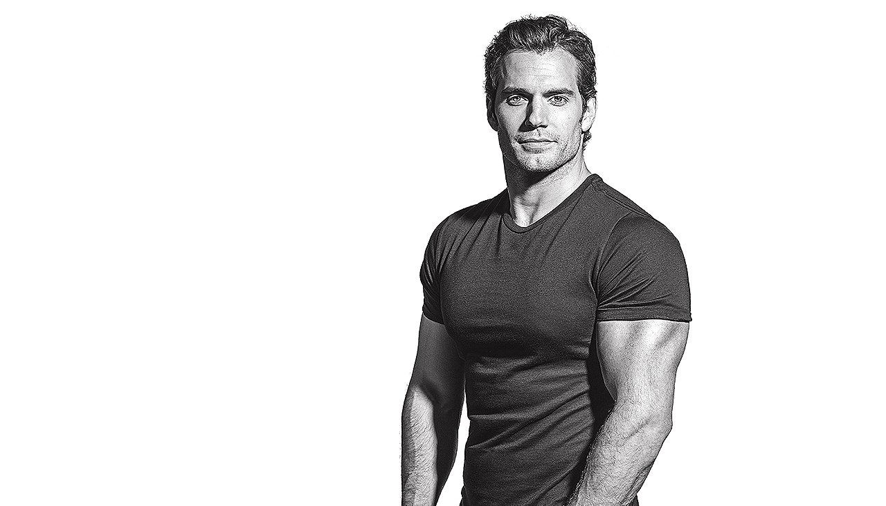 Henry Cavill's 'Justice League' Workout