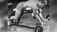 Retro Athlete: Larry Scott