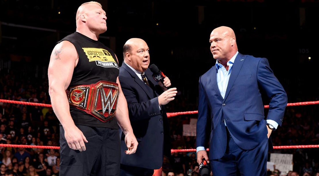 Brock Lesnar Confirms He Will Leave WWE If He Loses at ...