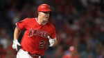 How Angels Slugger Mike Trout Trains in His Off-Season
