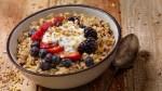 Oatmeal Fruit Bowl