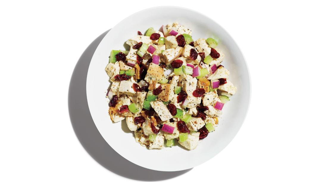 Cranberry Turkey Salad