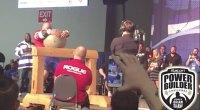 WATCH: Strongman Brian Shaw's World Record 560-Pound Atlas Stone Raise