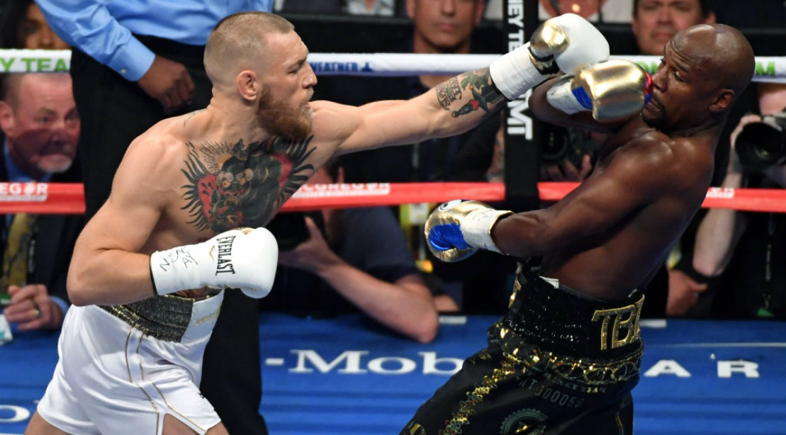 McGregor Vs. Mayweather Superfight Expected to Hit 4.4 Million Domestic PPV Orders
