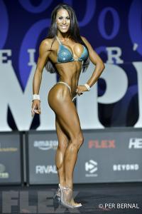 Romina Basualdo - Bikini - 2017 Olympia