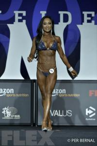 Geri Berger - Bikini - 2017 Olympia