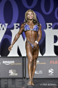 Heather Grace - Women's Physique - 2017 Olympia
