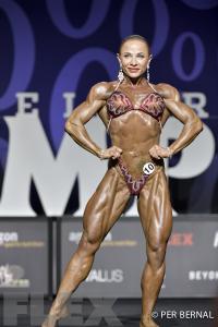 Ekaterina Grima - Women's Physique - 2017 Olympia