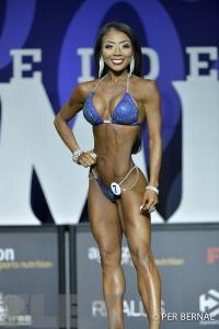 Eli Fernandez - Bikini - 2017 Olympia