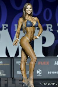 Margret Gnarr - Bikini - 2017 Olympia