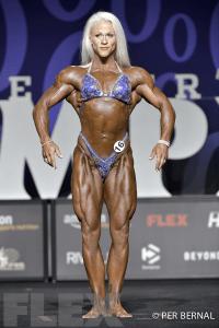 Kira Neuman - Women's Physique - 2017 Olympia