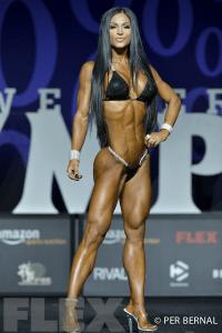 Anita Herbert - Bikini - 2017 Olympia