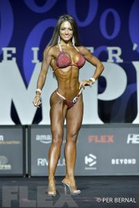 Yana Kuznetsova - Bikini - 2017 Olympia